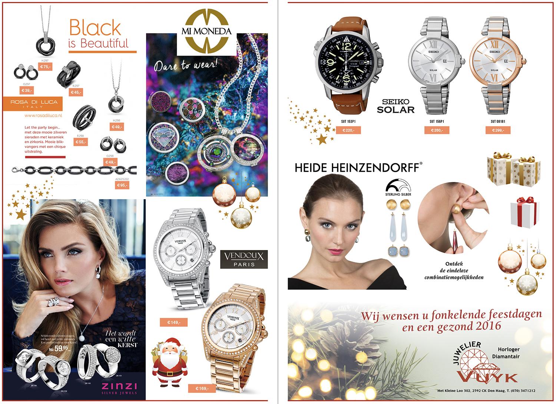 Advertentie Juwelier Vuyk